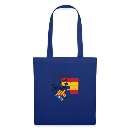 Catalonia is not spain - Bolsa de tela