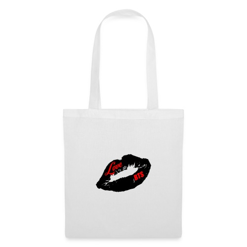 love b.t.s - Tote Bag