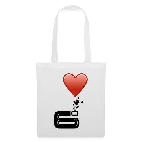 6bulle I love 6° - Tote Bag