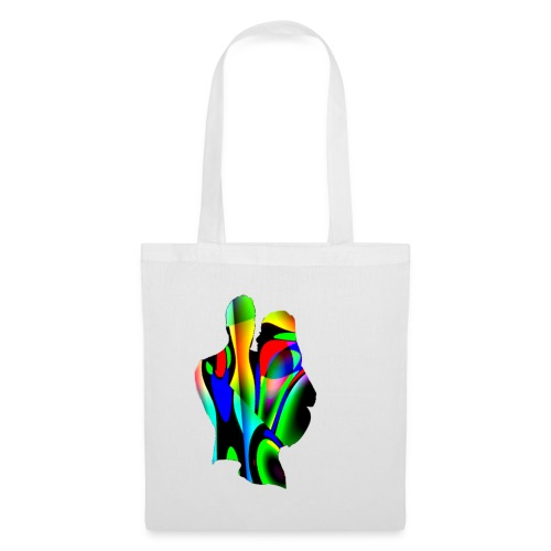 Le couple - Tote Bag
