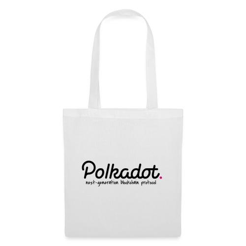 Polkadot next generation blockchain protocol - Stoffbeutel