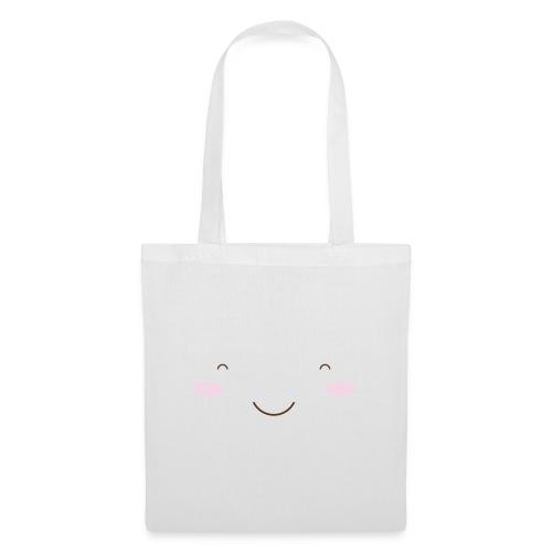 happy face - Tote Bag