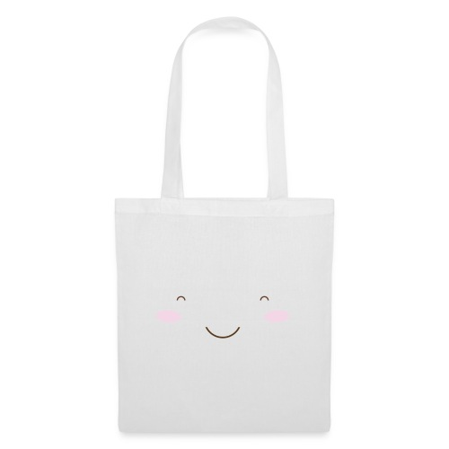 happy face - Tote Bag
