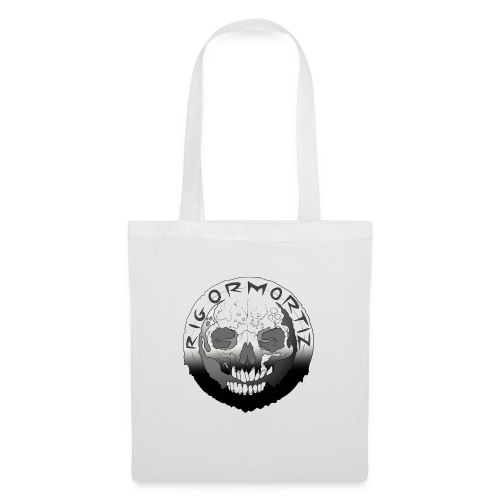 Rigormortiz Black White Design - Tote Bag