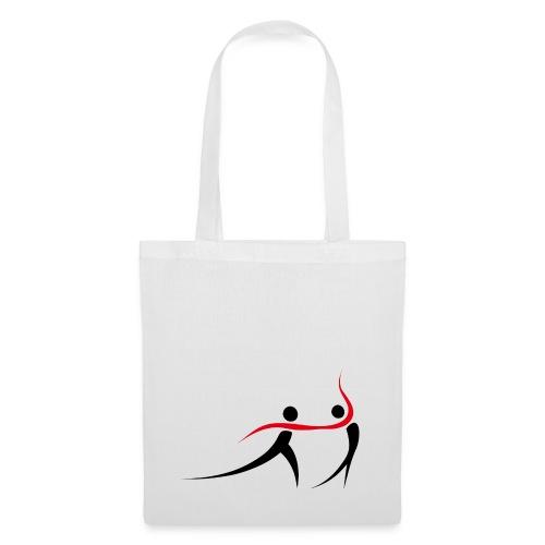 Logo tanzpaar - Stoffbeutel