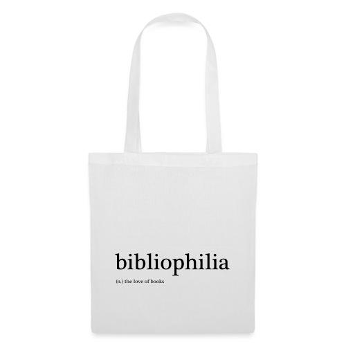 'bibliophilia' (noun) the love of books - Mulepose