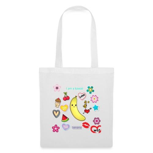 banana en force - Tote Bag