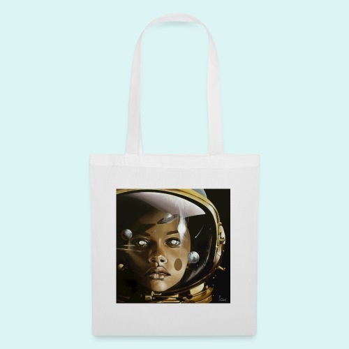 Cosmo Girl - Tote Bag