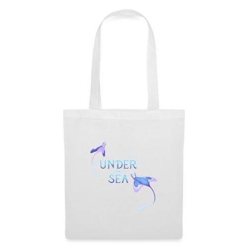 Under the Sea Mantas - Tote Bag