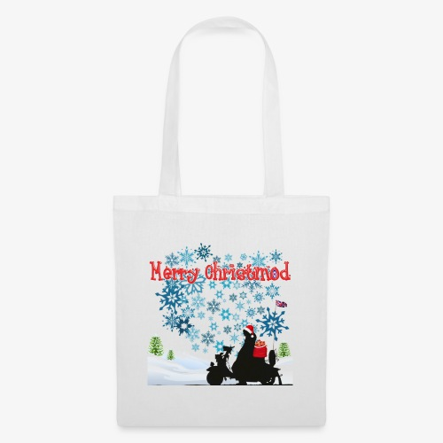 new merry christmod new design - Tote Bag