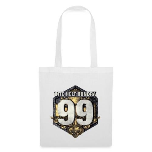 99 logo t shirt png - Tygväska