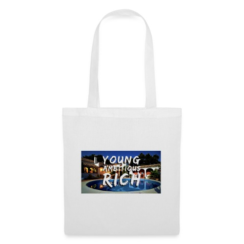 YOUNG, AMBITIOUS, YOUNG - Tote Bag