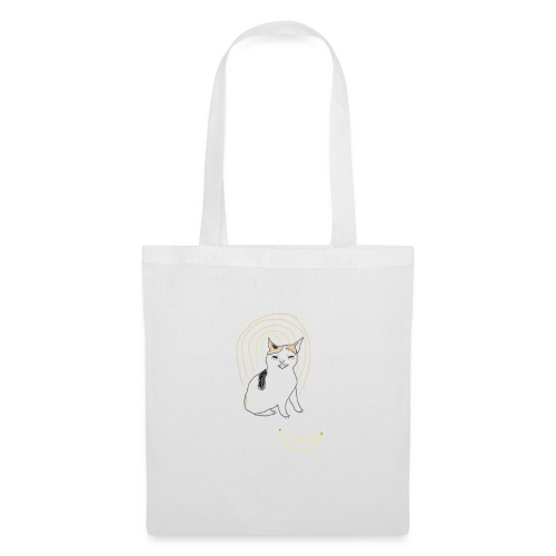 Cat no like banana - Tote Bag