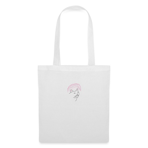 Cat - Tote Bag