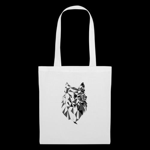 Polygoon wolf - Tas van stof