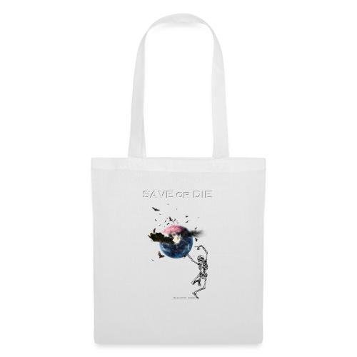 Save or die skeleton - Tote Bag