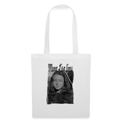 Mona Lisa lives - Stoffbeutel