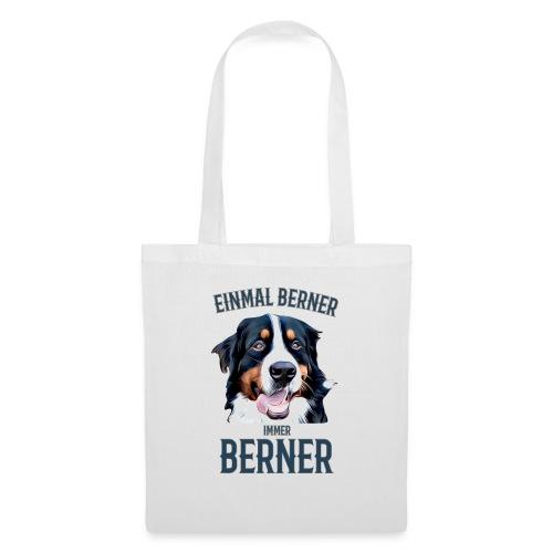 Berner Sennenhund Bern Geschenk Hundehalter - Stoffbeutel