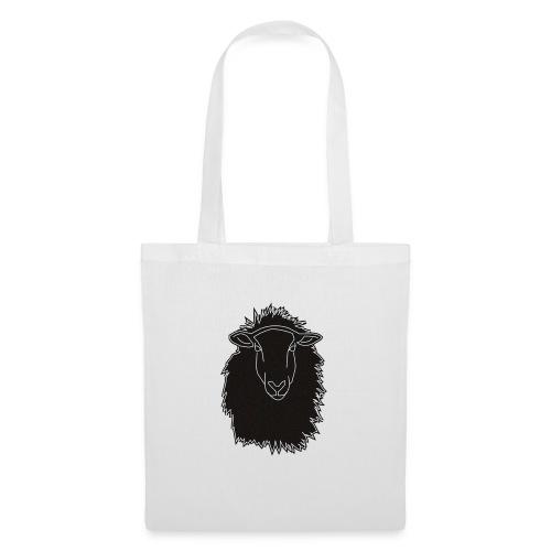 Schwarzes Schaf Logo - Stoffbeutel