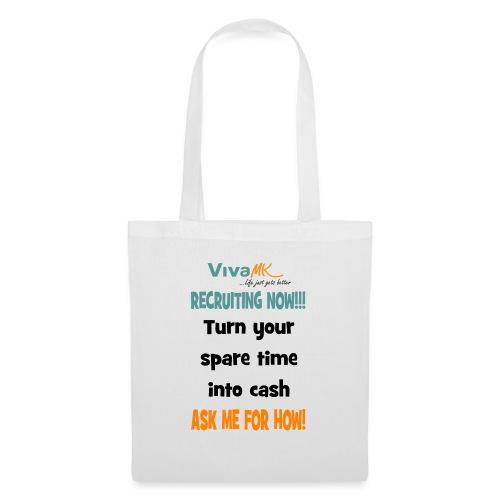 Viva MK Recruiting - Tote Bag