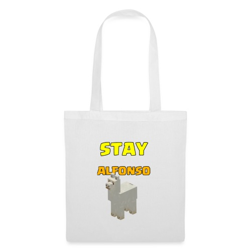 Stay alfonso - Borsa di stoffa