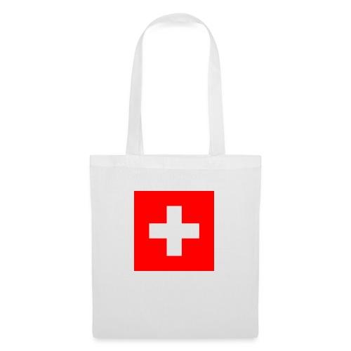 Swiss - Tote Bag