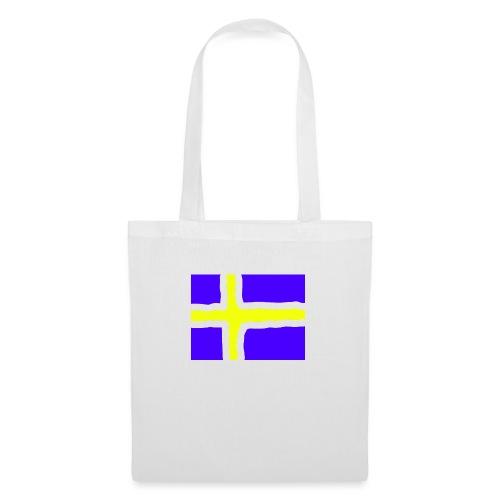 SwedishFlag Caps - Stoffveske
