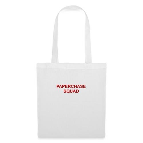 PAPERCHASE - Tas van stof