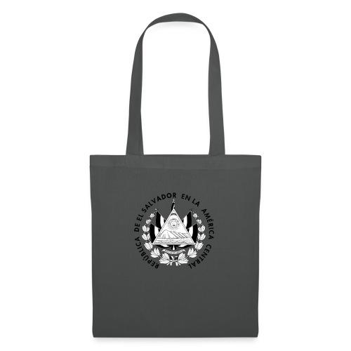 escudo de El Salvador - Bolsa de tela