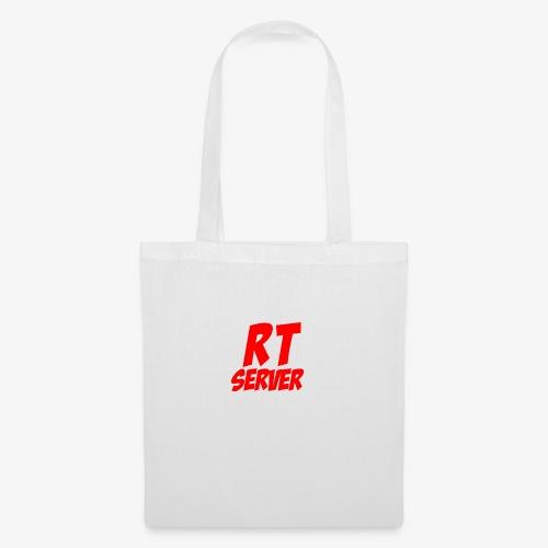 *Limited Edition* RTServer Merch - Tas van stof
