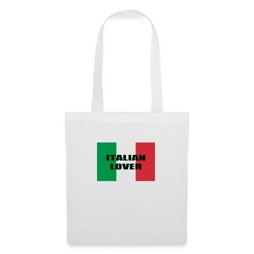 ITALIAN LOVER - Borsa di stoffa