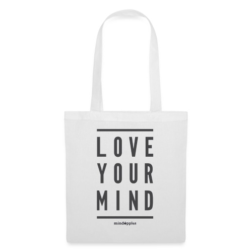 Mindapples Love your mind merchandise - Tote Bag