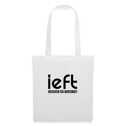 LOGO IEFT Noir - Tote Bag