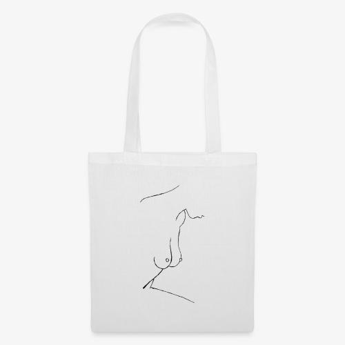 Femme Minimaliste - Tote Bag