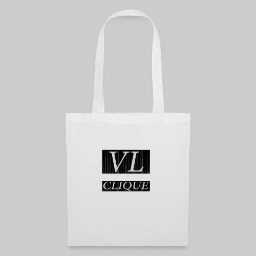 VL CLIQUE - Slim fit T-shirt - Tygväska
