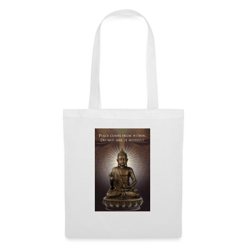 Peace from Within - Tote Bag