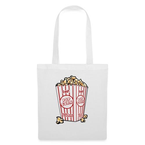 Popcorn - Tygväska