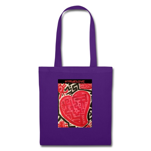 #truelove - Tote Bag