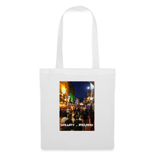 GALWAY IRELAND SHOP STREET - Tote Bag