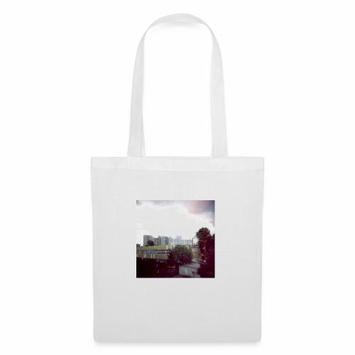 Original Artist design * Blocks - Tote Bag