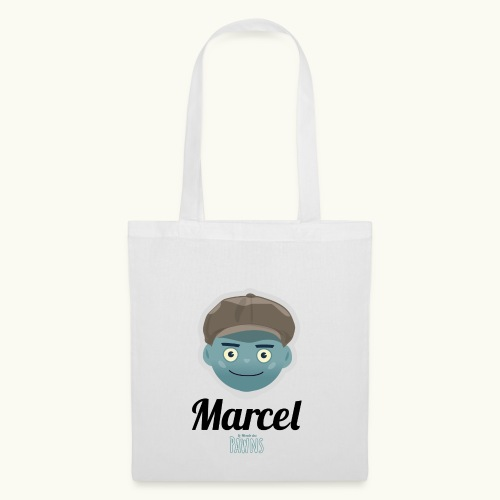 Marcel (Le monde des Pawns) - Tote Bag