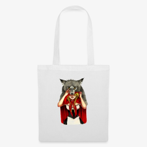 Little Red Riding Hood - Bolsa de tela