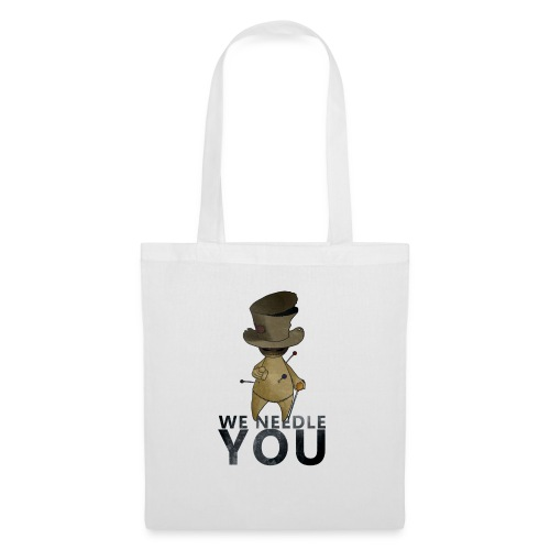 WE NEEDLE YOU - Tote Bag