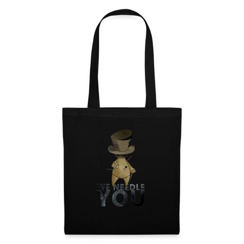 WE NEEDLE YOU - Tote Bag