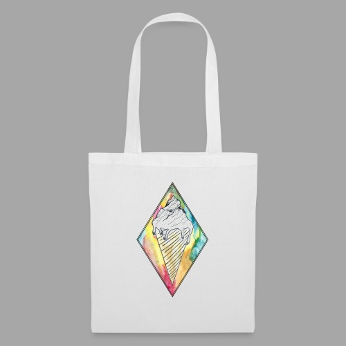 Montagne glacée - La valse à mille points - Tote Bag