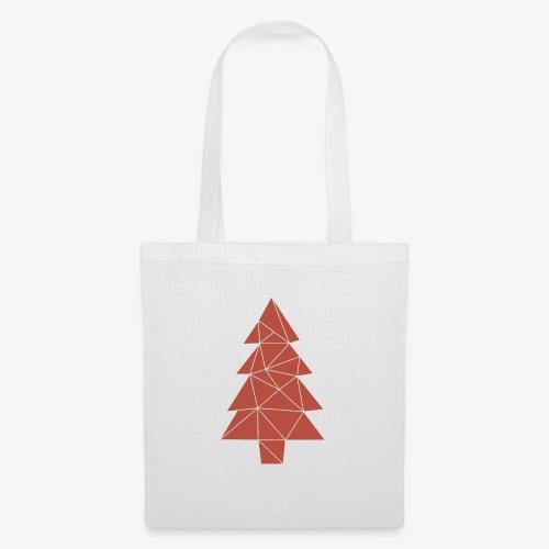 Tannenbaum Weihnachten - Stoffbeutel
