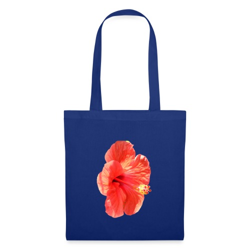 A red flower - Tote Bag