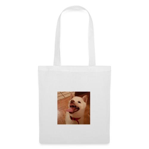 Mein Hund xD - Stoffbeutel