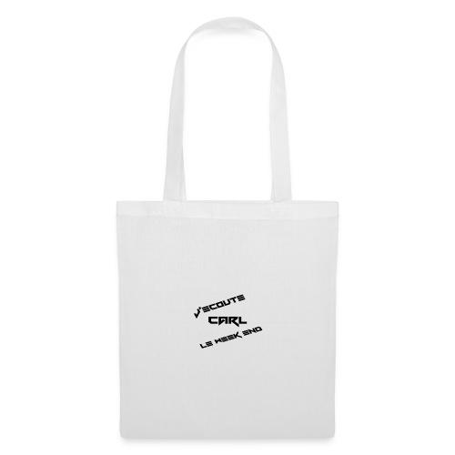 logo boutique - Sac en tissu