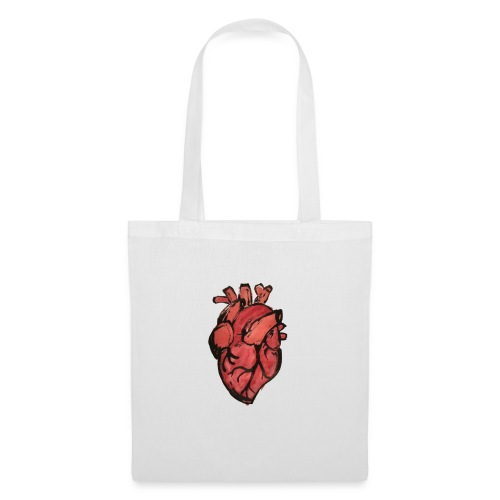 Heart - Tas van stof